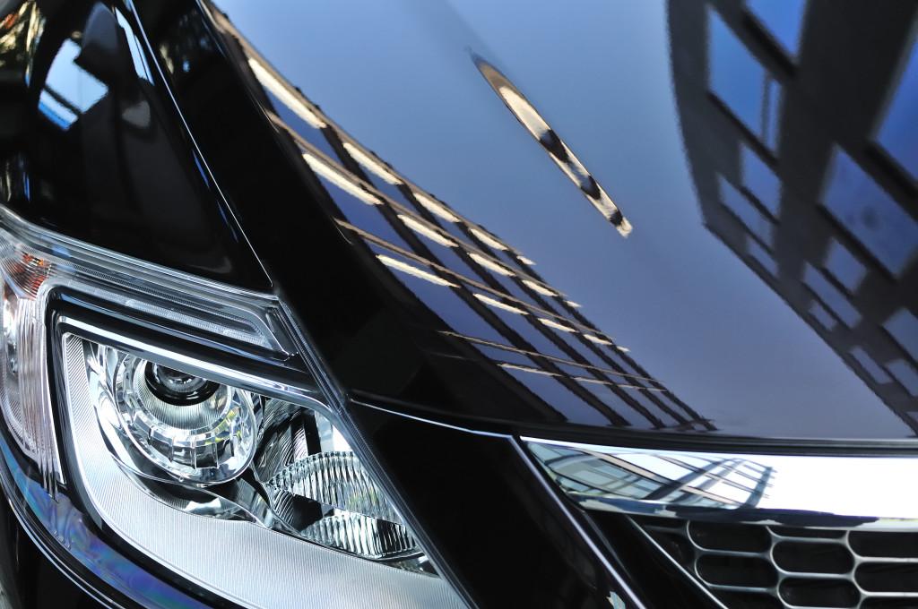 Lakiernictwo samochodowe, blacharstwo samochodowe Mazda