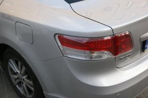 lakiernia Toyota, naprawa powypadkowa Toyota