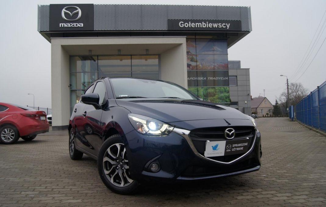 Mazda 2 - Mazda promocje na samochody Gołembiewscy