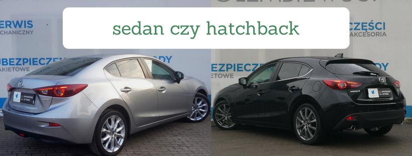 Mazda 3 - używane samochody Mazda 3.