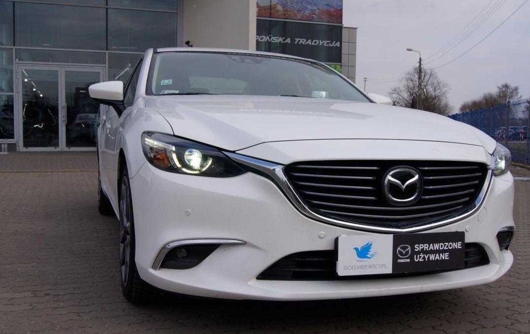 Mazda 6 - Mazda promocje na samochody Gołembiewscy