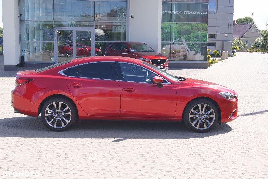 Mazda 6 sedan- salon Mazda Warszawa Gołembiewscy