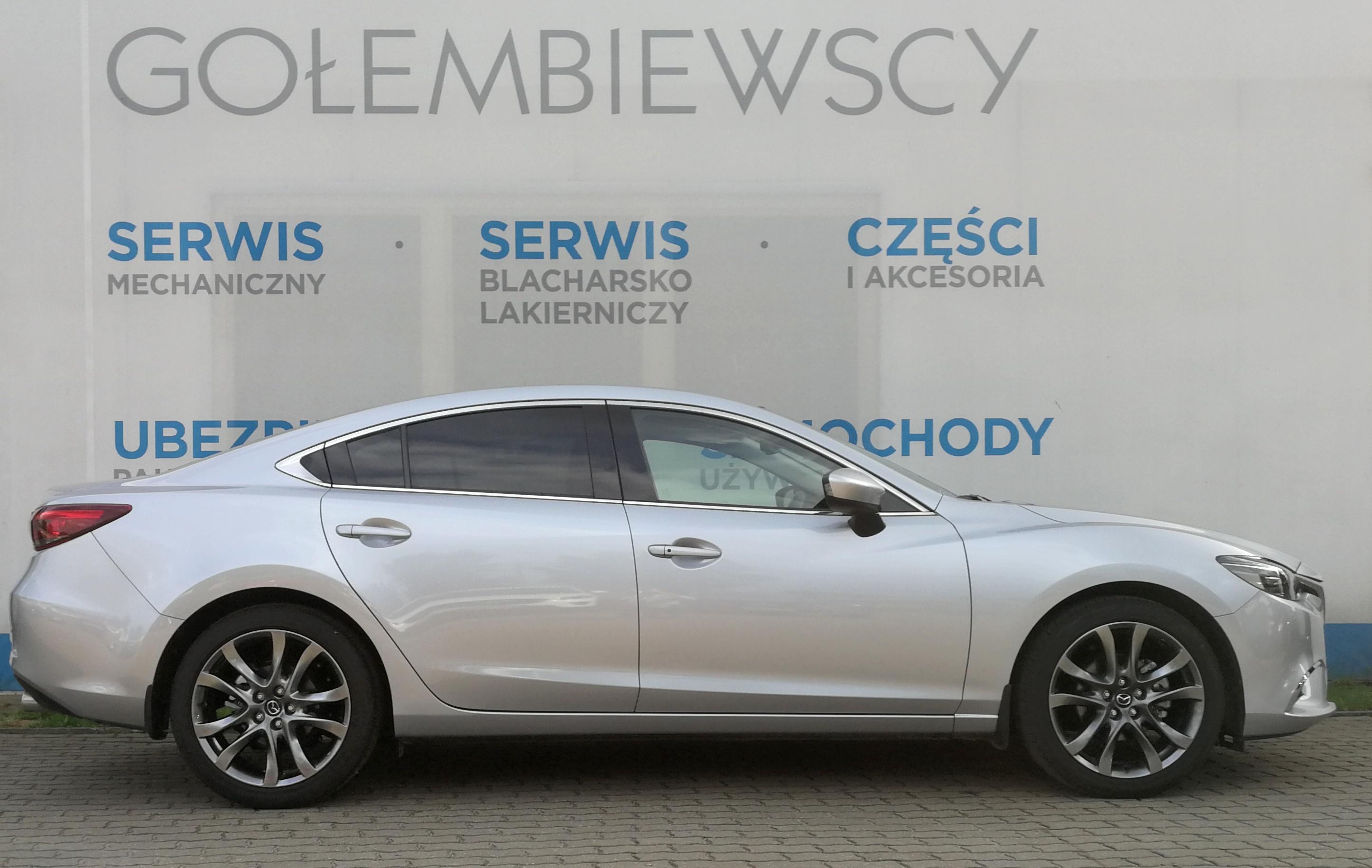 Mazda 6 - wyciszanie Mazdy 6