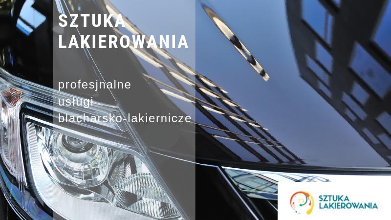 Sztuka Lakierowania - kontakt, Warszawa, Białystok, Ełk