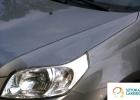 Naprawy blacharsko-lakiernicze nadwozi i efekty tych napraw - idealnie gładka maska auta po solidnej naprawie.